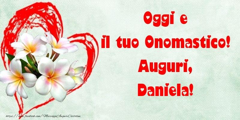 Cartoline Onomastico Con Nome Daniela Pagina 9