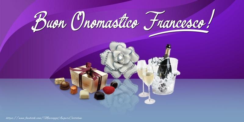 Buon Onomastico Francesco! - Cartoline onomastico