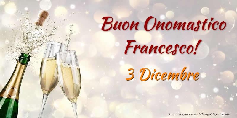 Cartoline Onomastico Con Nome Francesco Pagina 13